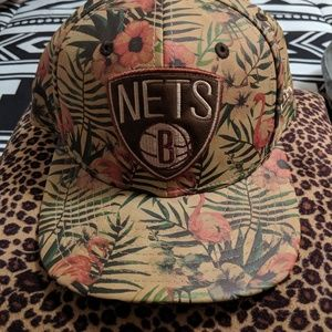 New Era Nets snapback